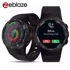 ZEBLAZE Thor 4 4g S LTE GPS WiFi Android Smart Watch 1gb 16gb 5mp Camera Fitness