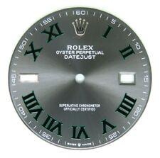 Original Rolex Grey Wimbledon Dial for Datejust II 40MM 126300 126334 Watch