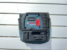 Bosch 3 Point Self Leveling Alignment Laser Gpl 5