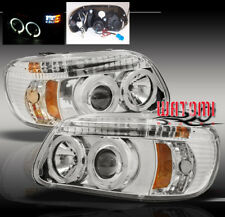 1995-2001 FORD EXPLORER PROJECTOR HEADLIGHT CHROME 1997