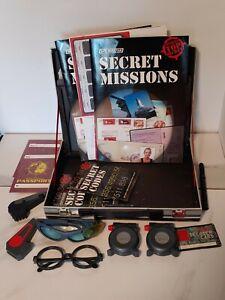 Top Secret Spymaster Spy Kit Activity Set For Kids
