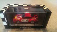 Minichamps 1:43 Porsche 934 ADAC 300km European GT Winner 1976 #51
