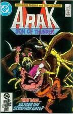 Arak, Son of Thunder # 42 (USA,1985)