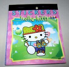 Hello Kítty Stickerbook Aufkleber blume#