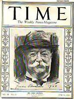 1924 Time June 30-The Chief Justice; Kalinin, Macready