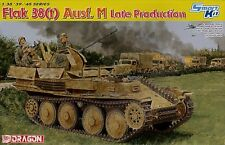 Dragon DML 1/35 Flak 38(t) Ausf.M Late Production Smart Kit #6590 (sEALED)
