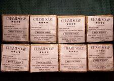 8 bars 7.5oz ALEPPO SOAP 90% Olive oil, 7% Laurel oil, NATURAL