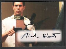PARANORMAL ACTIVITY (Breygent) AUTOGRAPH CARD #AUTO-3 MICAH SLOAT