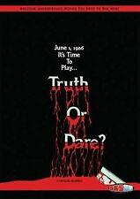 Truth or Dare DVD 1986 NTSC