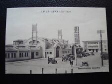 FRANCE-  carte postale lens (la gare) (cy96) french
