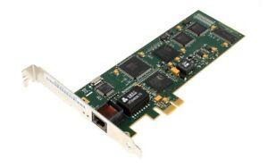 Eicon Diva Full Profile aktive ISDN PCIe Netzwerkkarte // BRI-2