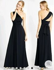 M&S Collection Multiway Strap Maxi Dress UK Size 16 NAVY