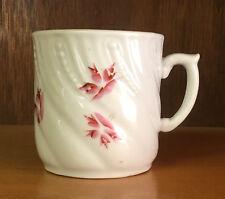 Porcelain Mustache Cup / Mug Hand Painted Antique