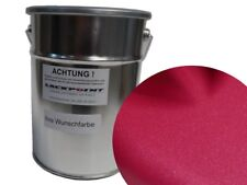 2 litros 1k Pintura Resina sintética brillante rosa metálico mate TUNING