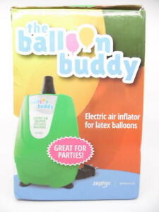 ZEPHYR Solutions The Balloon Buddy Electric Air Inflator for Latex Balloons