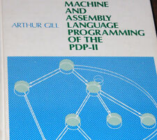 1978 DEC PDP-11 Assembly Language Programming for the Digital DEC PDP-11