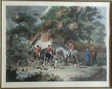 Cottage(Hunting Scene) By Dean Wolstenholme