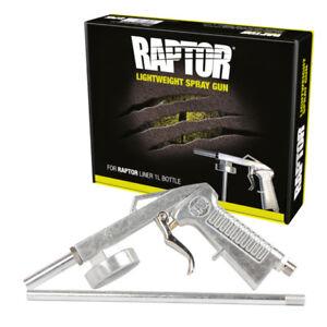 1x GENUINE Upol Gravitex Raptor Bedliner Spray Gun Schultz stonechip application