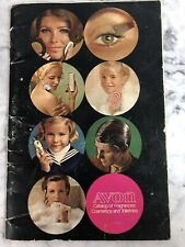 Avon 1st Qtr '69 Catalog