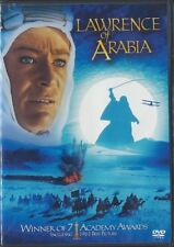 Lawrence of Arabia (DVD, 2002, Canadian, Widescreen) BEST PICTURE