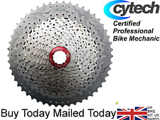 Sunrace MX80 11-50 11 Speed Super Wide Range Cassette Silver Shimano SRAM Ready!