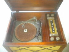 Admiral 7c60M-N Mono Console Tube Amplifier Phonograph Record Player ~No Cabinet