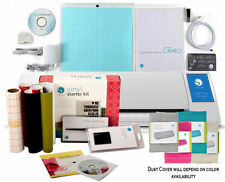 SIlhouette Cameo V2 Digital Cutting machine Vinyl Starter Kit and Dust Cover