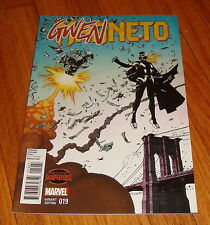 Magneto #19 Declan Shalvey Gwen Stacy Gwenneto Variant Edition 1st Print