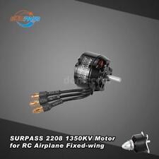SURPASS 2208 1350KV 14 Poles Brushless Motor for RC Airplane Fixed-wing Z5T0