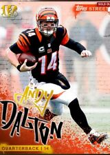 ANDY DALTON *TOPPS HUDDLE [DIGITAL]* WILD CHASE INSERT AWARD*LIMITED/RARE*