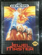 Sega Genesis: CIB Jewel Master