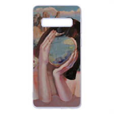 For Samsung S9 S10 S20 Plus S20 Ultra Painted Soft Silicone Gel Back Case Cover