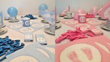 Tischdeko Babyglück, zum Ehrentag Geburt, Taufe, Jahrestag