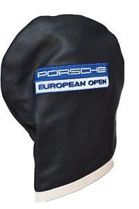 golf driver haube  Porsche European Open