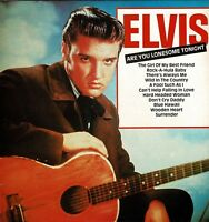 "Elvis Presley Are You Lonesome Tonight Vinyl LP 33 rpm 12"" RCA Camden CDS 1207"