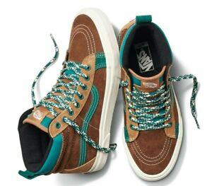Vans SK8-Hi MTE LX x VSSL Kit Shoes Boots Men's Size 9.5 Ultra Rare