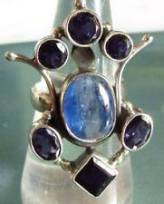 Handmade Natural Kyanite Fine Rings
