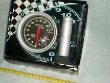 """11000 RPM TACH CARBON FIBER SHIFT LITE LIGHT IMCA 4"""" 7 COLORS RACE TACHOMETER"""