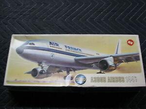 Vintage AIRFIX A300 Airbus Kit 144th Scale Air France