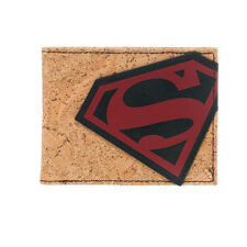 PORTEFEUILLE LOGO SUPERMAN NEUF OFFICIEL wallet liège dc comics marvel batman