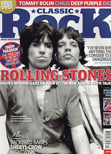 Classic Rock #86 November 2005 - Rolling Stones, Iron Maiden, Tommy Bolin, Dio