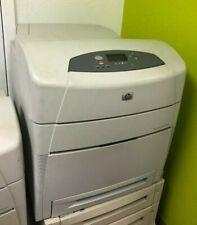 HP Color LaserJet 5550n  Laser Printer