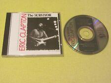 Eric Clapton The Survivor 1991 Live CD Album Blues Rock ft The Yardbirds
