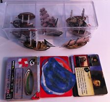 Pirates of the Cursed Seas Pocketmodel Game- Wizkids: British Pack w/9 Ships