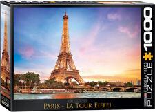 Eurographics Puzzles Paris - Tour Eiffel - 1000 Piece Jigsaw Puzzle eg60000765
