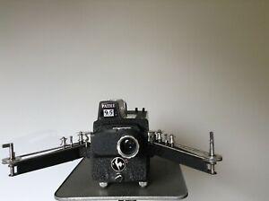 RARE Projecteur Pathé MONACO série DUOPLEX en 9,5mm