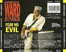 Robert Ward & the Black Top - Fear No Evil - Robert Ward & the Black Top CD HJVG