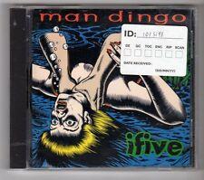 (GY904) Man Dingo, Ifive - CD