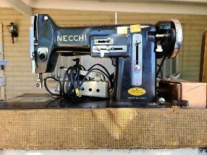 Necchi sewing machine