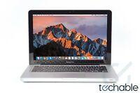 "Apple MacBook Pro 13"" Pre-Retina / 2.4GHz Intel / 1TB 8GB RAM  / 3 Year Warranty"